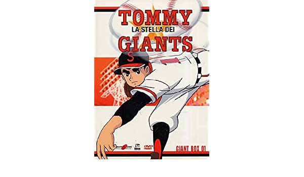 Amazon.com: Tommy La Stella Dei Giants Box 01 (Eps 01-26) (5 Dvd): animazione, tadao nagahama: Movies & TV