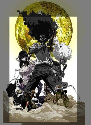 Amazon Com Afro Samurai Resurrection Prints Posters Prints