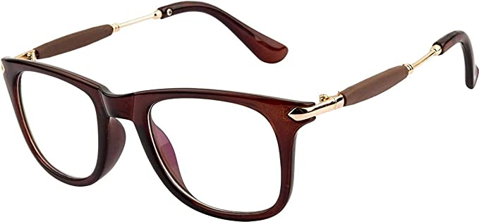 df8e559717c Arzonai Superb Wayfarer Brown-Transparent UV Protection Sunglasses ...