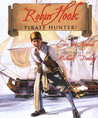 Read Online Robin Hook, Pirate Hunter! ebook
