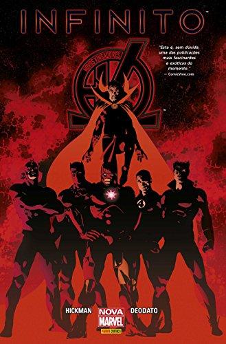 Novos Vingadores – Infinito
