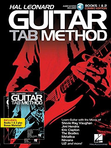 Combo Instrument Package (Hal Leonard Guitar Tab Method - Books 1 & 2 Combo Edition)