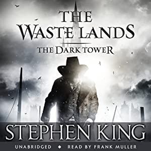 The Dark Tower III: The Waste Lands Audiobook