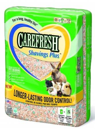 Carefresh Shavings Plus Pet Bedding, 69.4 L