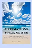 img - for AFFIRMATIONS: For Every Area of Life book / textbook / text book