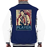 POD66 Roger Moore The Wild Geese South Africa 1977 Men's Varsity Jacket