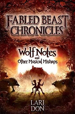 book cover of Wolf Notes