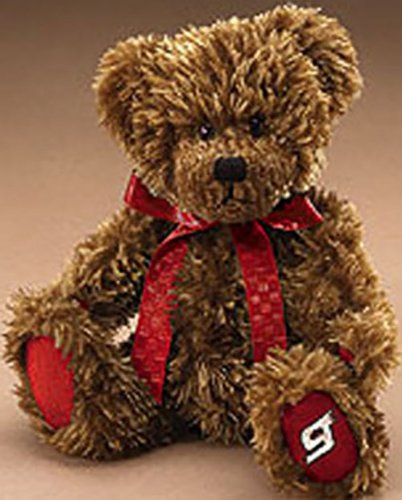 Kasey Kahne #9 Lil Fuzzie Boyd Nascar Racing Fully Jointed Teddy Bear Great Gift (Racing Nascar Boyds)
