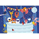 Silly Street 39605-Happy Birthday-Kids 48 Large Piece Jigsaw Puzzle