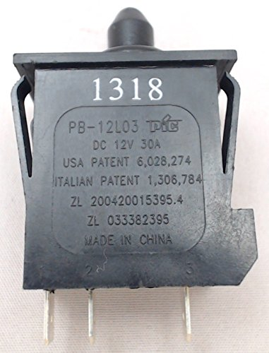 Peg Perego / Power Wheels - ACCELERATOR SWITCH PART (MEPU0001)