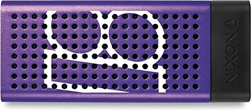 Nixon Nixon X Plan-B TPS Speaker System One Size : : Purple