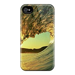 Brand New 4/4s Defender Case For Iphone (ocean Curl) wangjiang maoyi