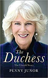 [By Penny Junor] The Duchess: The Untold Story (Hardcover)【2017】by Penny Junor (Author) [1889]