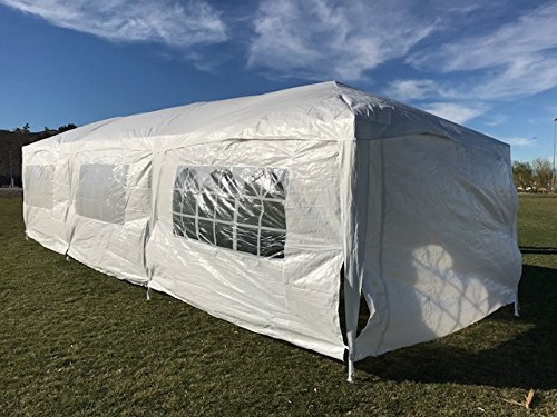 Palm Springs Outdoor 10 X 30 Wedding Party Tent Canopy