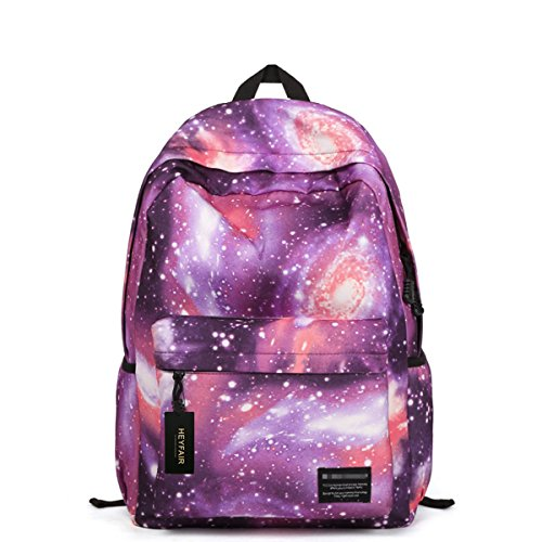 HEYFAIR Shining Backpack College Daypack