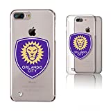 Keyscaper Orlando City Soccer Club Insignia iPhone 6+/7+/8+ Plus Clear Slim Case MLS