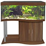 PACIFIC Alan Meuble pour Aquarium Wenge 120 cm