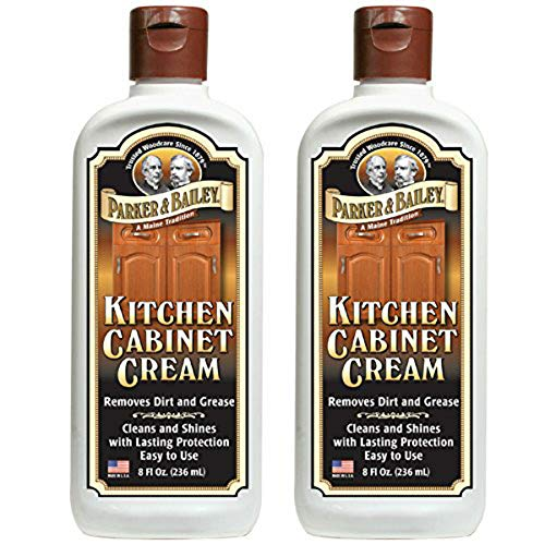 - Parker & Bailey Kitchen Cabinet Cream, 8 oz. Bottle, 2 Pack