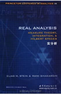 Real analysis modern techniques and their applications gerald b real analysis measure theory integration and hilbert spaces princeton lectures in analysis fandeluxe Images