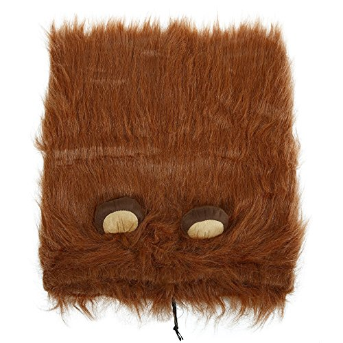 Great Dane Halloween Costumes (Lion Mane For Dog,Lion Wig for Pets,Halloween Costume for Pets Festival Party Fancy Hair Dog Clothes with Ears,Lion Wig with Tail)