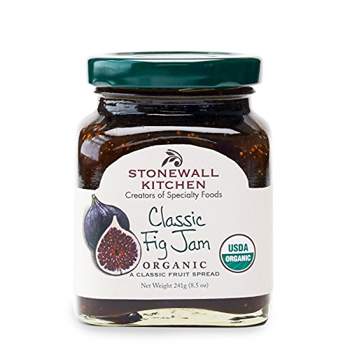 Stonewall Kitchen Organic Classic Fig Jam, 8.5oz.