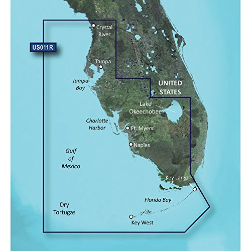 GARMIN VUS011R SOUTHWEST FLORIDA BLUECHART G2 VISION GARMIN VUS011R SOUTHWEST FLORIDA BLUECHART G2 by Garmin