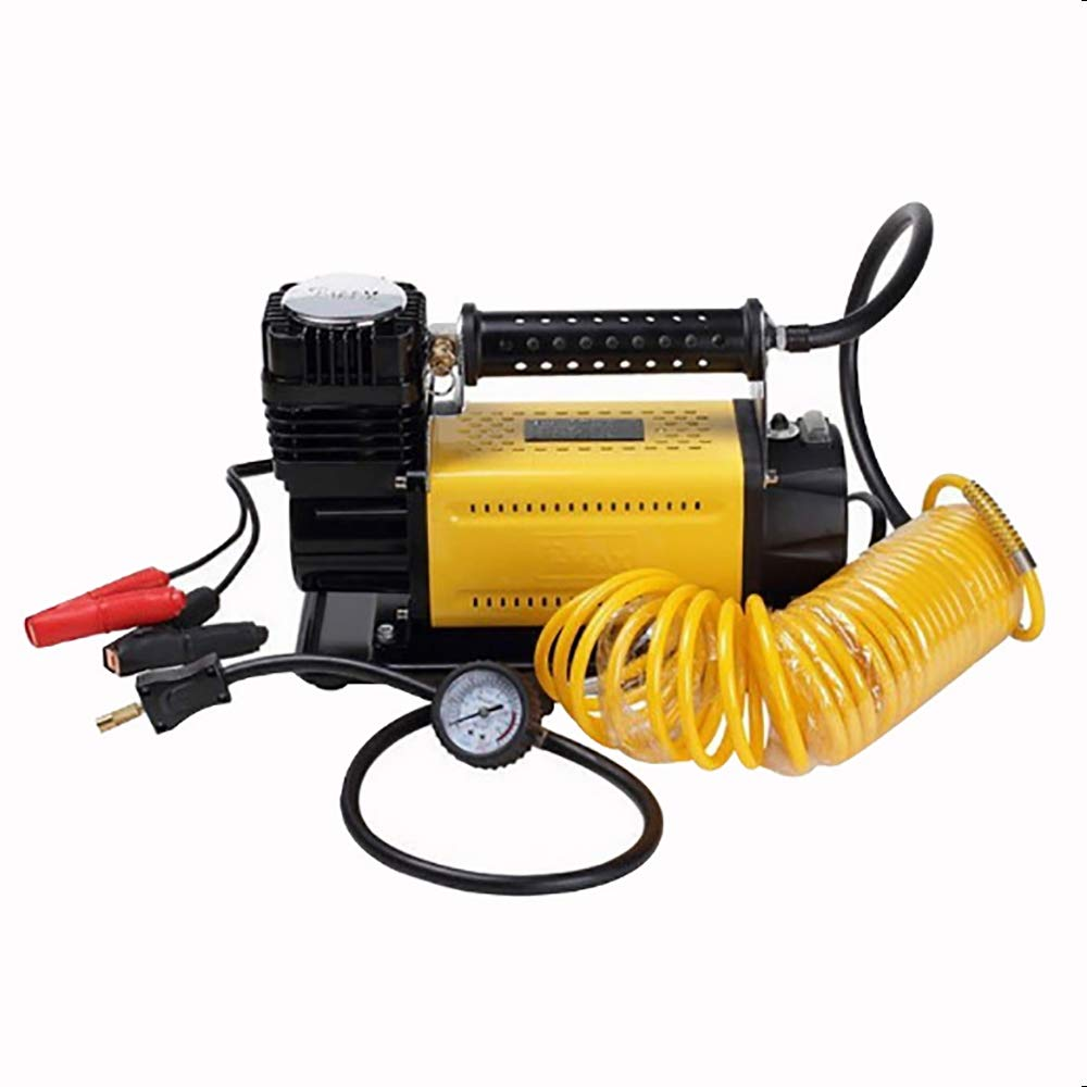 XPZ00 Auto Luftpumpe 60 Zylinder Supermetall Off-Road Tragbare 12 V Inflator