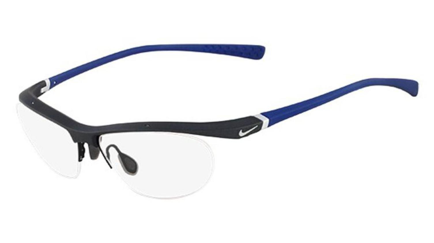 Nike Eyeglasses 7070/2 078 Matte Dark Grey Demo 57 15 135