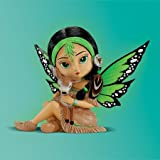 Jasmine Becket-Griffith Purespring The Spirit Of Strength Deer And Fairy Fantasy Art Figurine