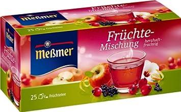 Amazon com : Meßmer Fruit Blend (Früchte-Mischung) 2 Packs