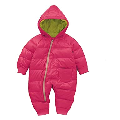 f0cd9d547 Gaorui Baby warm jumpsuit infant winter kids coat newborn romper climbing  suit