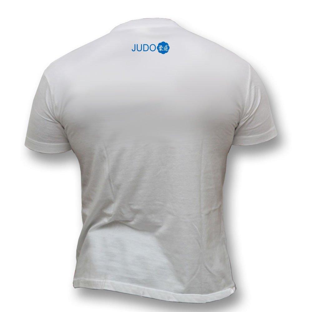 Dirty Ray Arti Marziali Judo maglietta T-shirt uomo K20