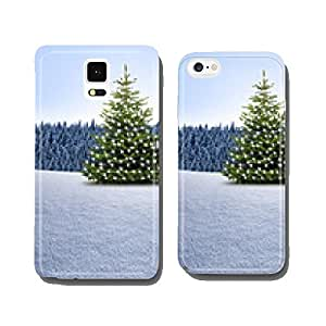 Schih¨¹tte with Christmas tree cell phone cover case iPhone5