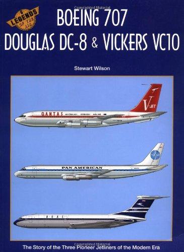 Douglas Dc 8 - 3