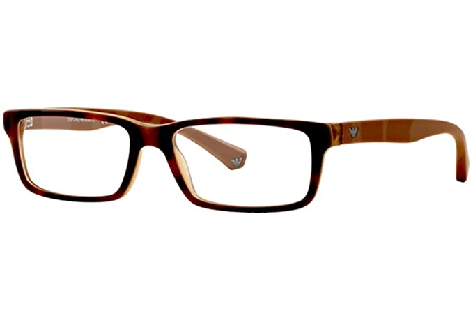 39966b7948 Image Unavailable. Image not available for. Colour  Eyeglasses Emporio  Armani EA 3061 ...