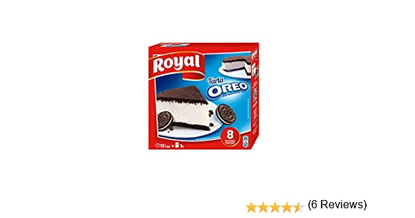 Royal - Tarta Oreo - No Horno, 215 g