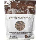 Purely Elizabeth Chocolate Sea Salt Probiotic Granola, 8 Ounce (Pack of 6)
