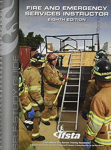 fire and emergency services instructor study guide 8e ifsta rh amazon com Ifsta Homepage ifsta fire instructor 1 study guide