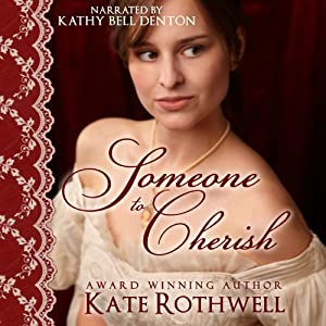 Someone to Cherish Audiobook