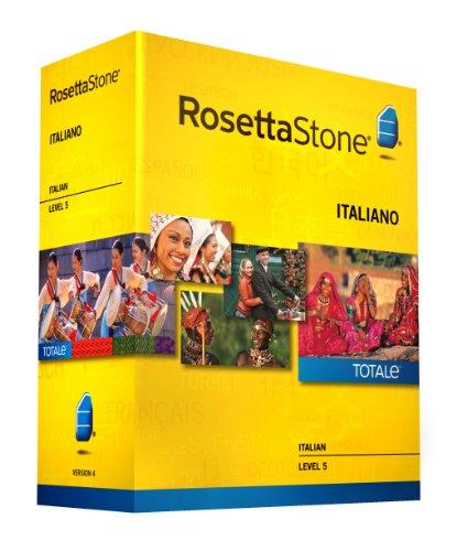 Rosetta Stone Italian Level 5