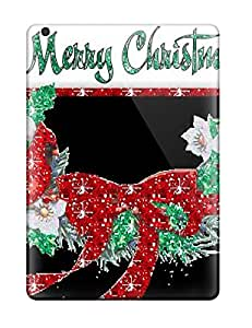 Merry Christmas Wreath Fashionable Phone Case For Ipad Air With High Grade Design
