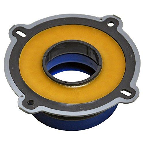 DANCO 10718 No Mess Hidden Ring 3x Stronger PERFECT SEAL TOILET WAX RING
