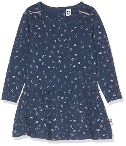 blue 3 Bleu Grey Pommes Robe Fille 42 Bébé qTRxXTwf