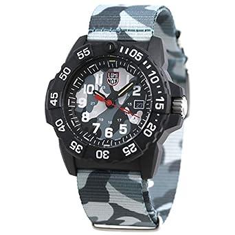 da6bc6ee44 LUMINOX ルミノックス 腕時計 NAVY SEAL 3500SERIES (ネイビーシール 3500シリーズ) グレーカモフラージュ 3507.