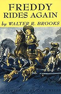 Freddy Rides Again (Freddy the Pig Book 18)