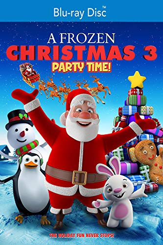 Blu-ray : A Frozen Christmas 3 (Blu-ray)