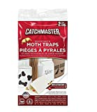 Catchmaster 812SD Pantry Pest Moth Glue Trap, 2-Pack