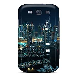 XiFu*MeiForever Collectibles Cityscapes Dubai Harbor Hard Snap-on Galaxy S3 CaseXiFu*Mei