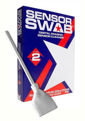 Sensor Swab Type 2 (Box of 12)