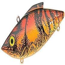 Rat-L-Trap KRT521 Knock-N-Trap Fishing Lure, 1/2-Ounce, Toledo Gold